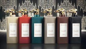 Все о мужской парфюмерии Trussardi