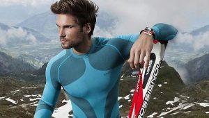 Выбираем мужское термобелье для спорта