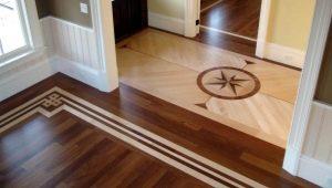 Как укладывать ламинат в коридоре: вдоль или поперек?