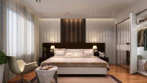 Особенности мастер-спален и их дизайн