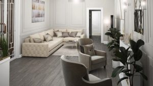 Планы четырехкомнатных квартир