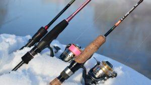 Выбираем катушку для зимней рыбалки