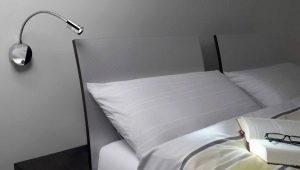 Идеи светильников для чтения в кровати