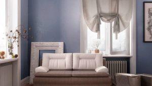 Какими бывают диваны в спальню и как их выбрать?
