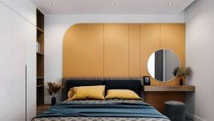 Модные тенденции дизайна спальни