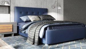 Обзор кроватей Perrino и их выбор