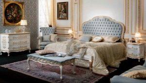 Обзор кроватей в классическом стиле