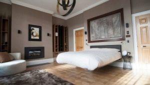 Особенности парящих кроватей и секреты их выбора