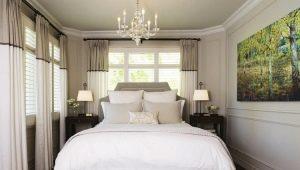 Планировка и дизайн узкой спальни