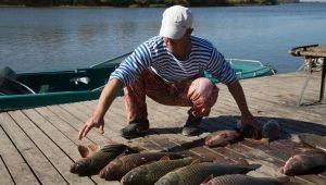 Рыбалка в Астрахани и Астраханской области