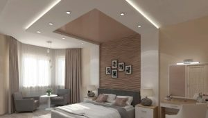 Варианты расстановки мебели в спальне