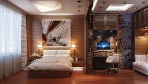 Все о размерах спален