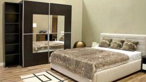 Выбираем шкаф-купе с зеркалом в спальню