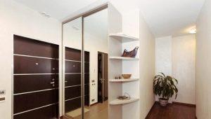 Дизайн шкафов для прихожей