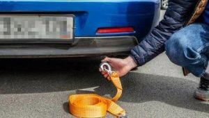 Как выбрать буксировочный трос для легкового автомобиля?