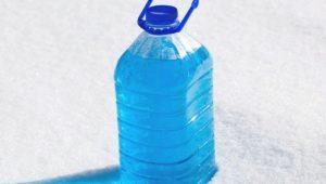 Можно ли смешивать незамерзающую жидкость с водой и что будет?