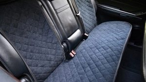 Накидки из алькантары на сиденья автомобиля