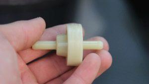 Обратный клапан для омывателя лобового стекла