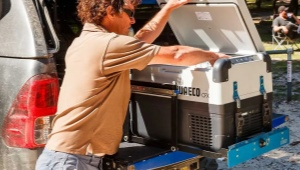 Обзор компрессорных автохолодильников и их выбор