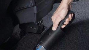 Особенности беспроводных автомобильных пылесосов