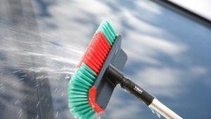 Все, что нужно знать о щетках для мытья машин