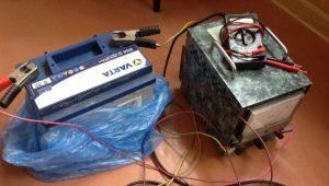 Как зарядить необслуживаемый аккумулятор автомобиля?