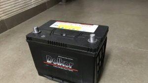 Обзор аккумуляторов Delkor и их зарядка