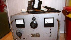 Советские зарядные устройства для автомобильного аккумулятора