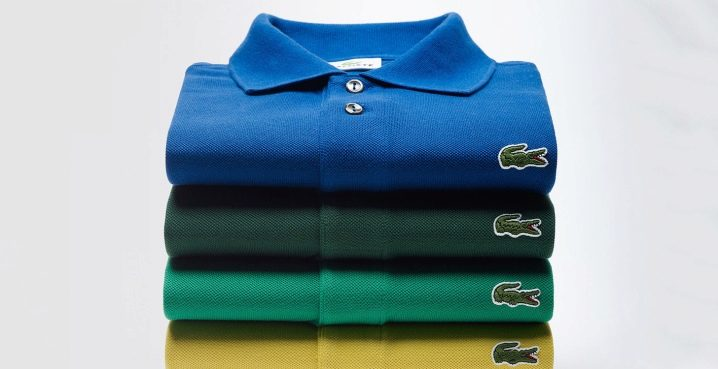 Мужская одежда Lacoste: ассортимент и таблица размеров