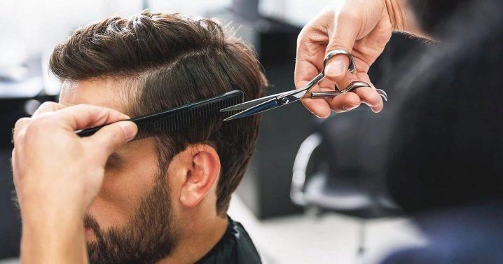 Мужские стрижки ножницами: разновидности, советы по выбору и созданию