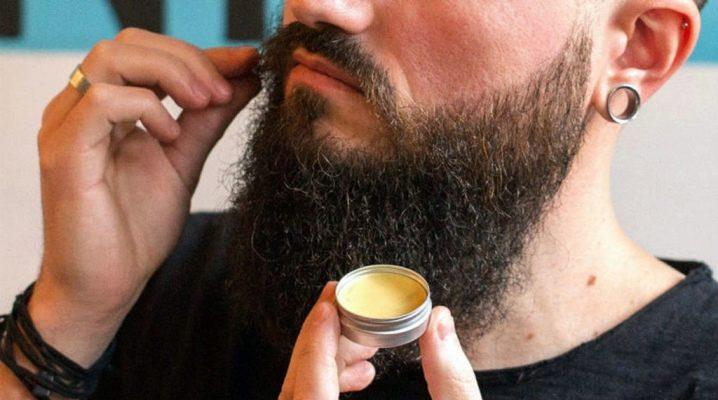 Косметика для бороды: разновидности, рекомендации по выбору и использованию