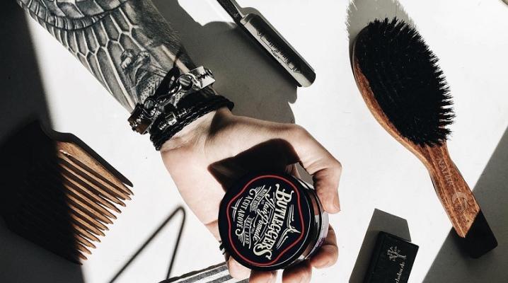 Мужская косметика для волос: какой бывает и как выбрать?