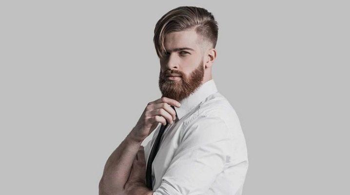 Мужские прически с челкой набок: разновидности и рекомендации по выбору