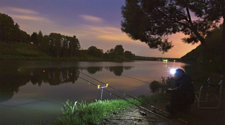 Как выбрать налобный фонарь для рыбалки?