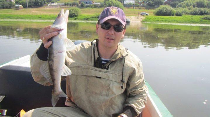 Особенности рыбалки в Рязани и Рязанской области