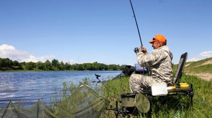 Рыбалка в Пскове и Псковской области