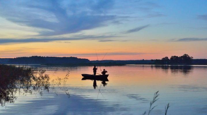 Рыбалка на озере Селигер
