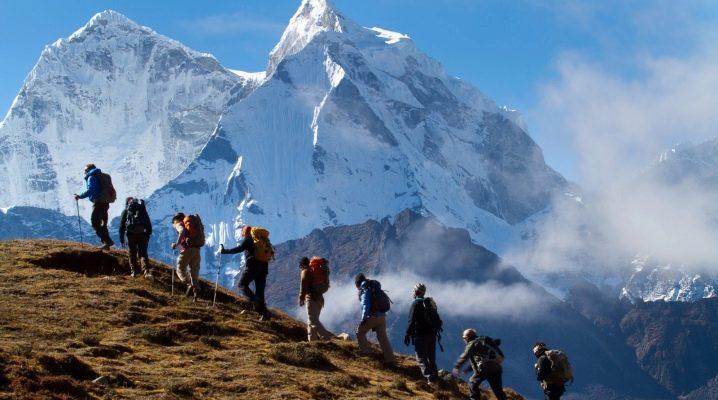 Что нужно для похода в горы?