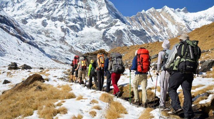 Все о горном туризме
