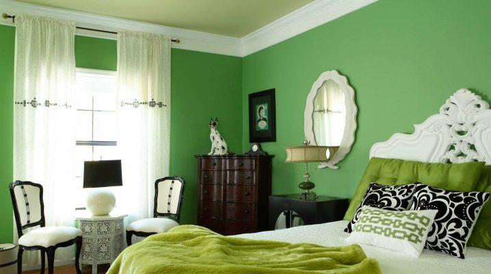 Какой цвет стен выбрать для спальни?