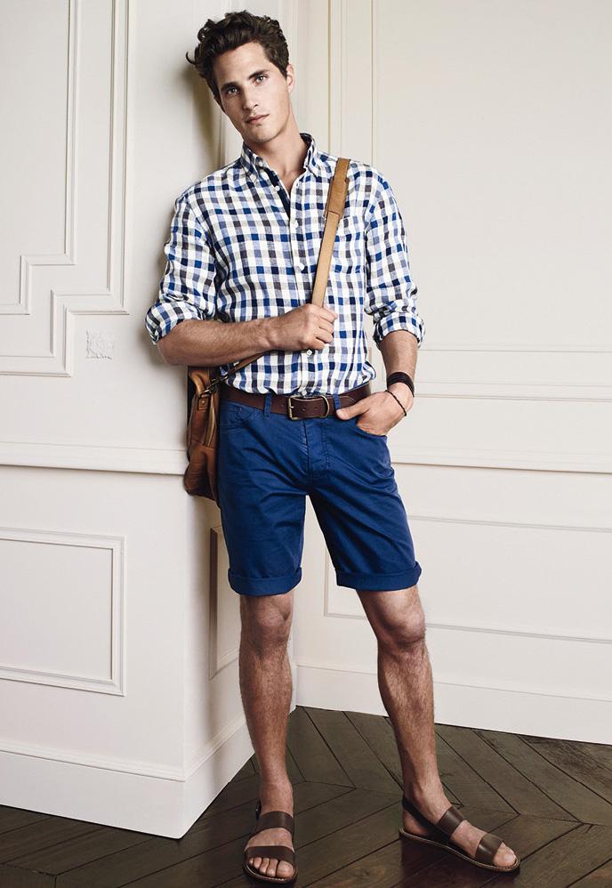 шорты сандалии на мужчине фото особенно женский пол