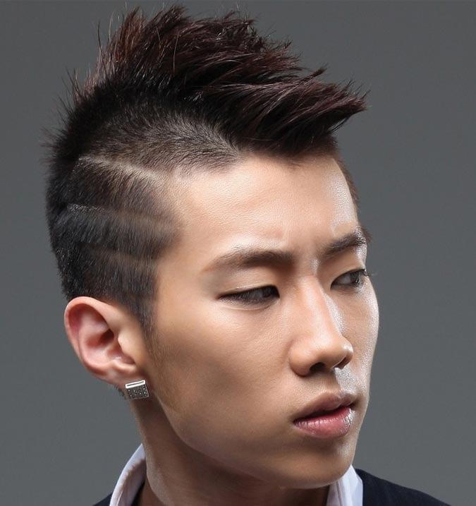 отношениям корейские мужские фото стрижки короткие тогда