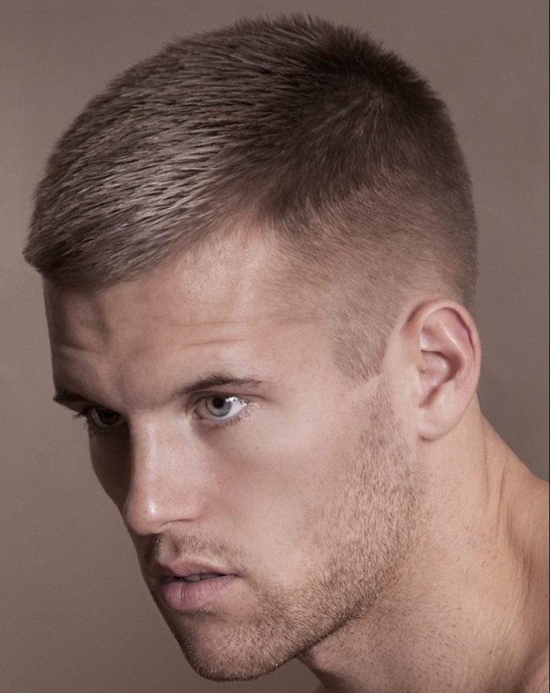 мужские стрижки фото на короткие волосы полубокс преимуществах недостатках