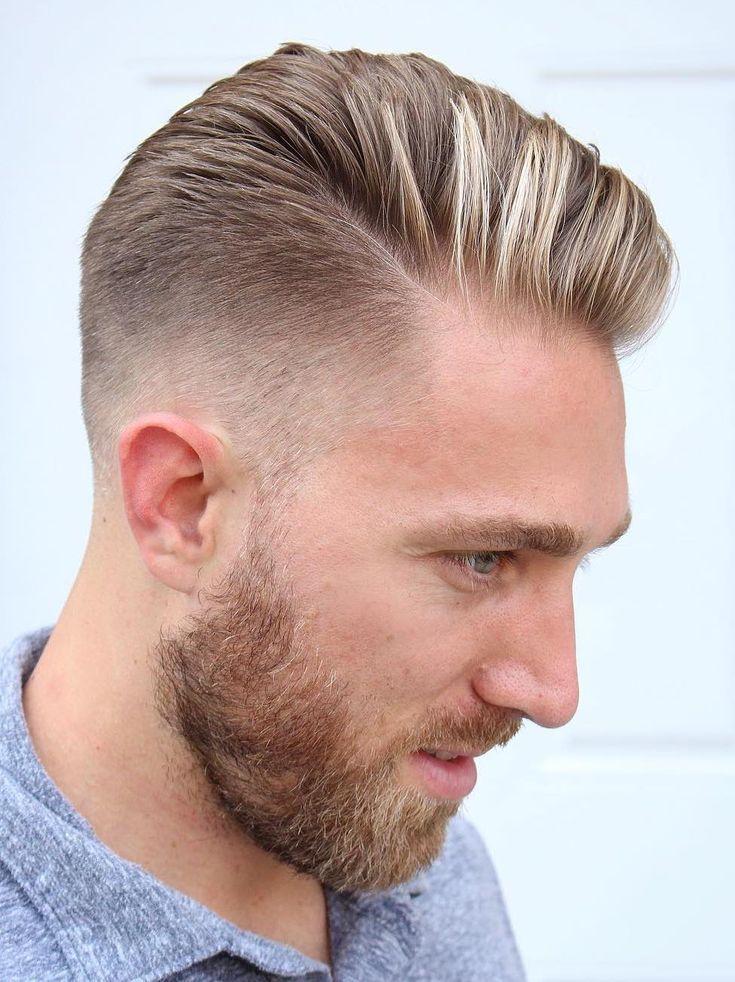 Как зачесать волосы назад мужчине правильно