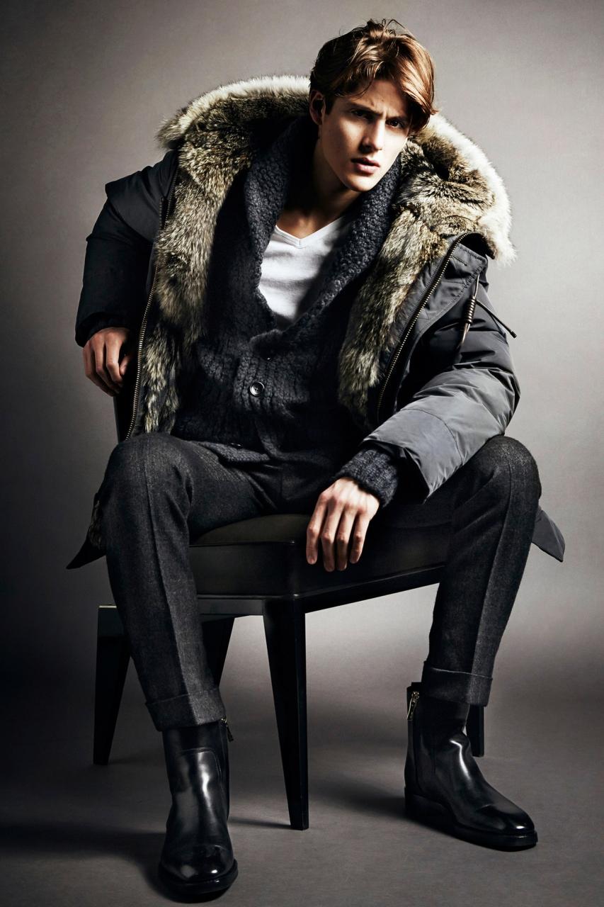 достойно зимняя одежда для мужчин фото своему