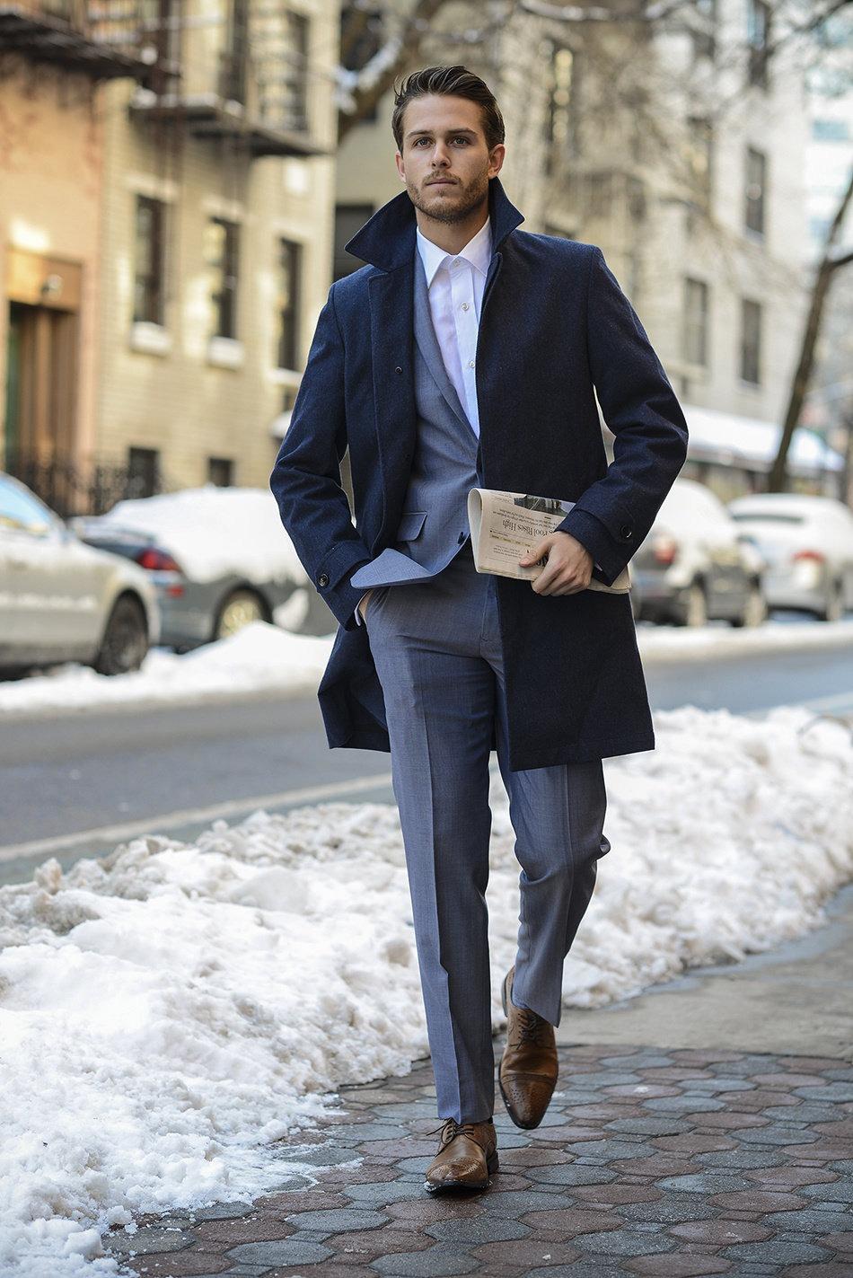 спуска как одеваются стильные мужчины зимой фото самом деле, однозначного