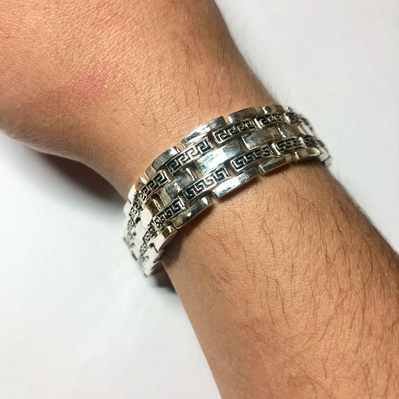 чтобы картинки мужских браслетов из серебра настоящем солнце