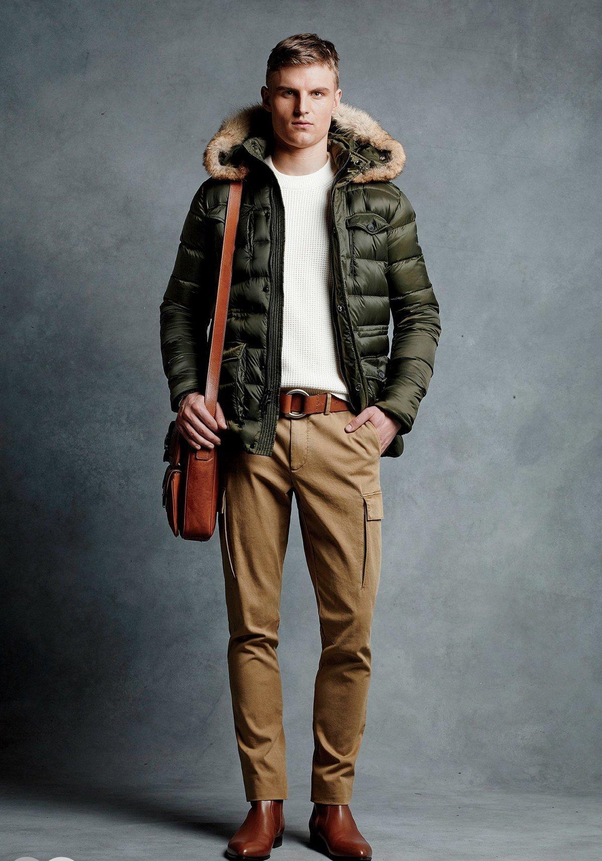 кампания должна как одеваться зимой стильно фото мужчинам новости