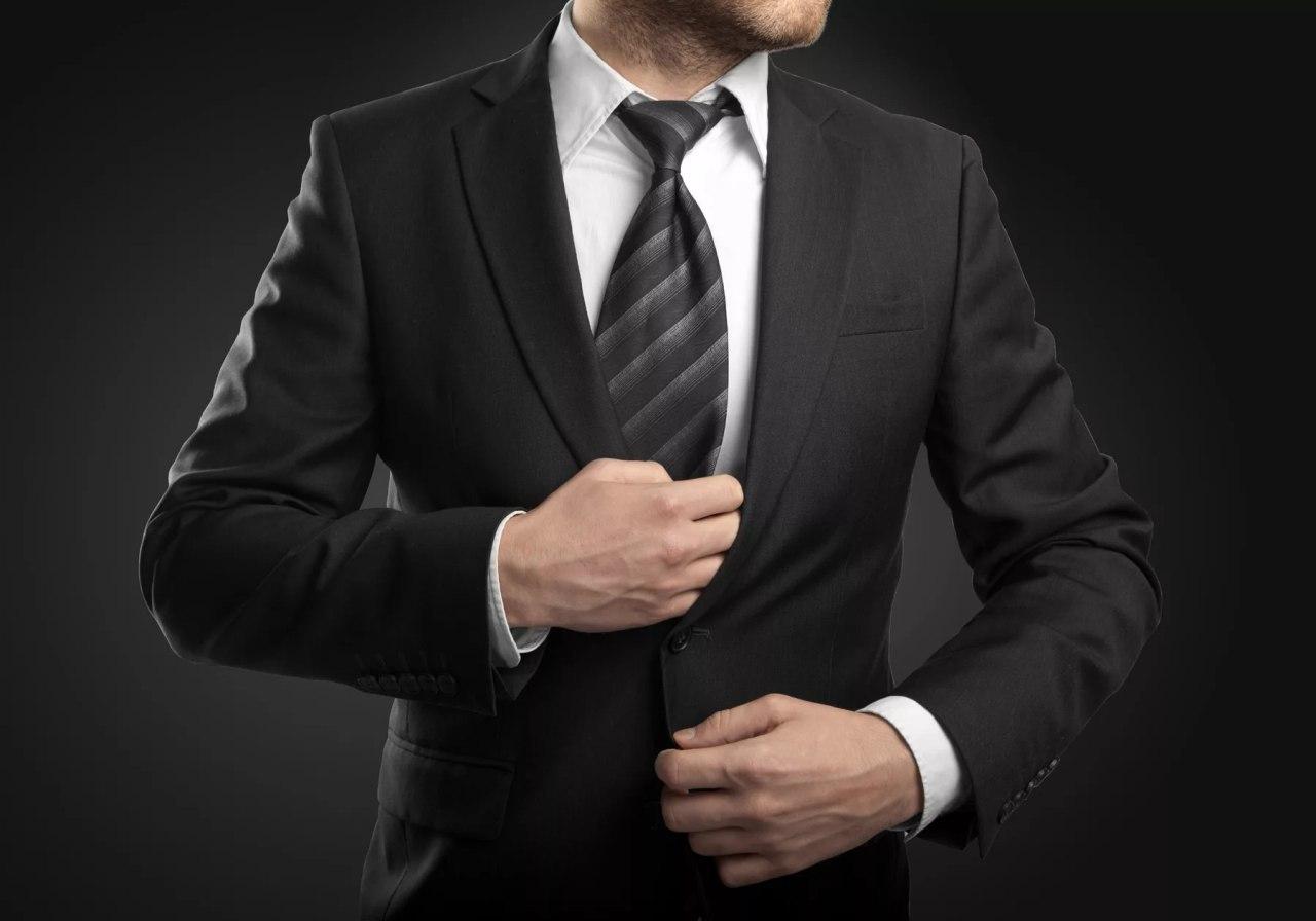 картинка пиджак с галстуком неповторимом