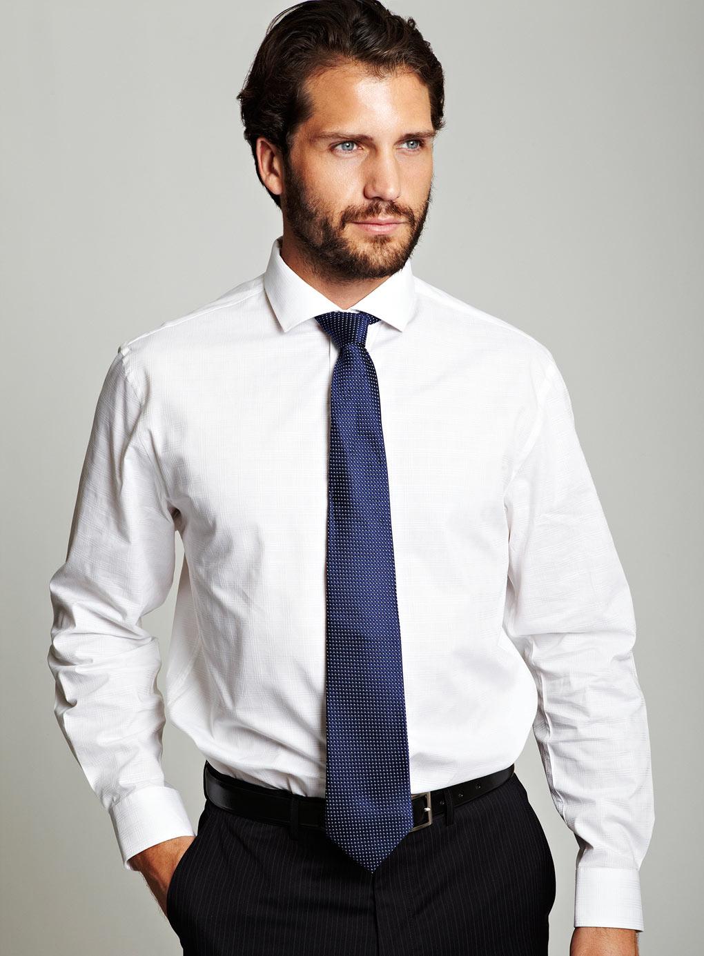 белая рубашка с галстуком фото денег